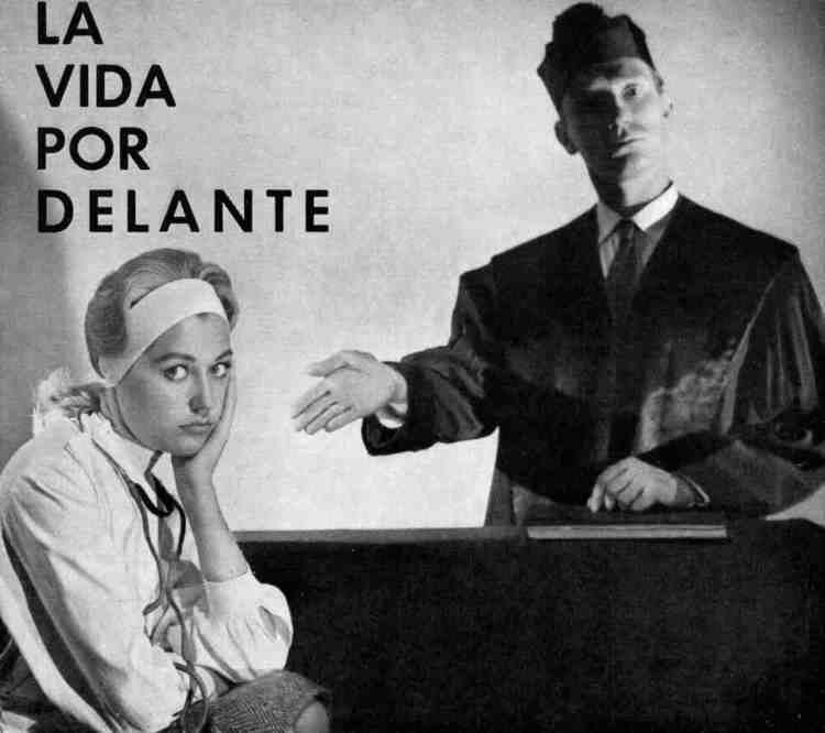 La vida por delante La vida por delante 1958 Estela Films