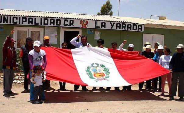 La Yarada-Los Palos District Elecciones en La Yarada Los Palos tendr cinco locales de votacin