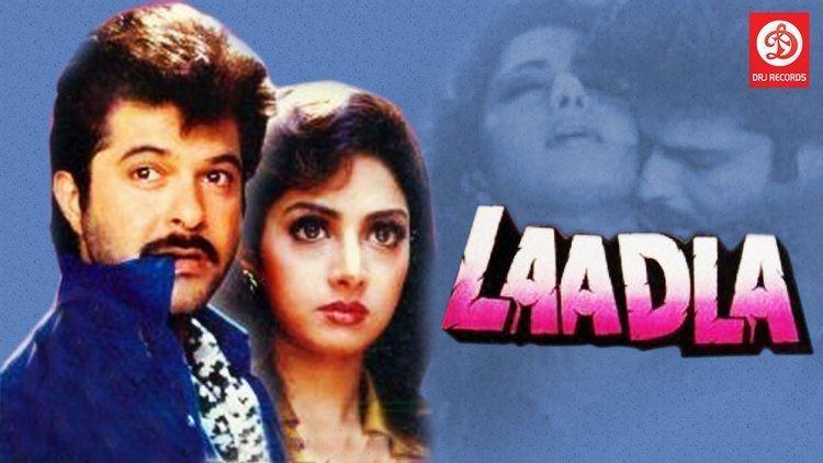 Laadla (1994 film) Laadla 1994 FEAT Anil Kapoor Sridevi Raveena Tandon Farida