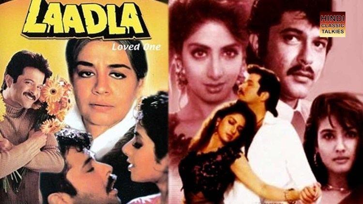 Laadla (1994 film) Laadla 1994 Full Length Hindi Movie Anil Kapoor Sridevi