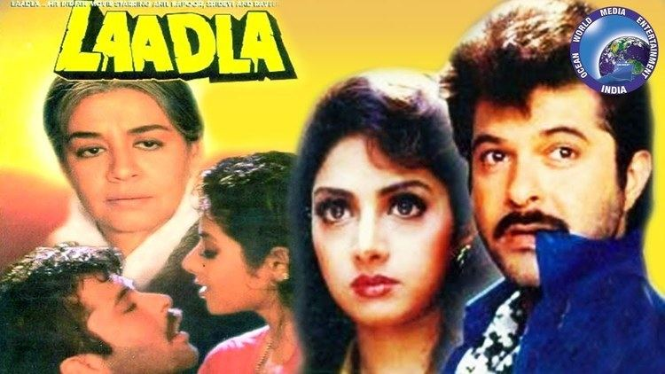 Laadla (1994 film) Laadla 1994 Full Hindi Movie Anil Kapoor Sridevi Raveena
