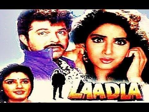 Laadla (1994 film) Laadla full movie 1994 Anil Kapoor Sridevi Raveena Tandon