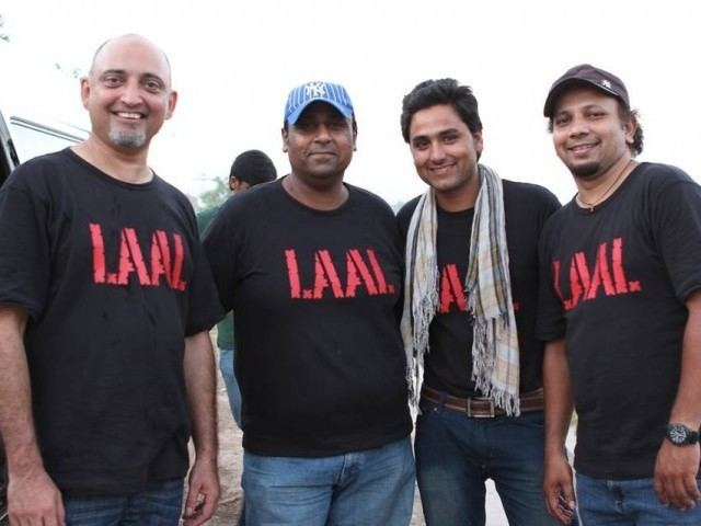 Laal (band) Supporting Freedom Laal band to tour Afghanistan The