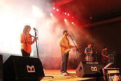 Laal (band) Kindling music playing a revolution The Hindu