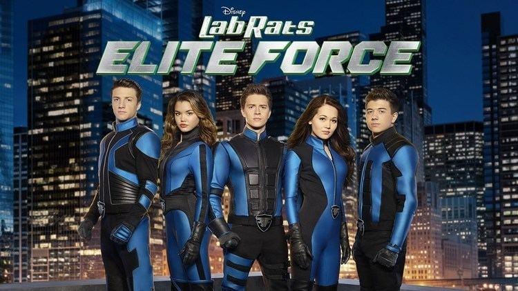 Lab Rats: Elite Force Lab Rats Elite Force TV Series 2016