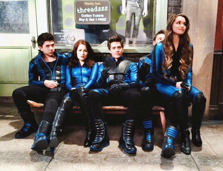 Lab Rats: Elite Force The Cast of 39Lab Rats Elite Force39 Takes an Emotional Trip Down