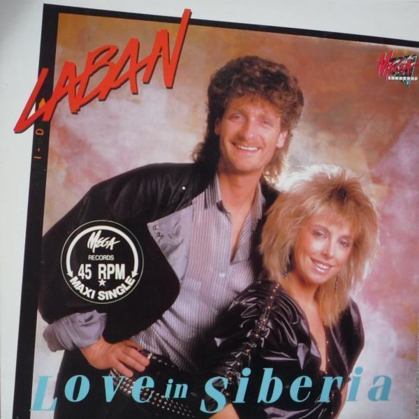 Laban (band) RETRO DISCO HINRG LABAN quotLove In Siberiaquot 123939 Maxi 1986