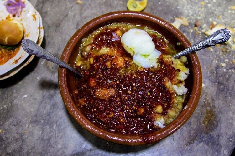 Lablabi This Fiery Tunisian Soup Is Not for the Faint of Heart MUNCHIES