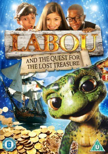 Labou Labou And The Quest For The Lost Treasure DVD Amazoncouk Bryan