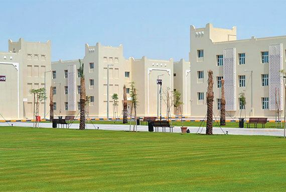 Labour City, Qatar 5600 rooms ready for single workers at Asian Town
