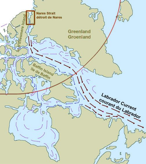 Labrador Current ARCHIVED Environment and Climate Change Canada Weather and