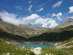 Lac de Fully httpsuploadwikimediaorgwikipediacommonsthu