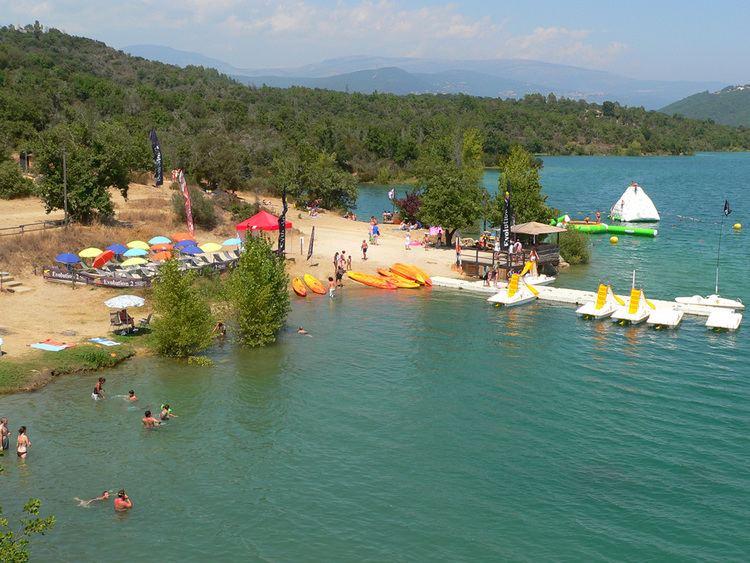 Lac de Saint-Cassien wwwpaysdefayencecomwordpresswpcontentuploads