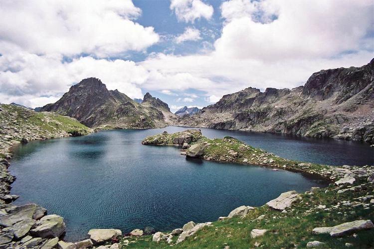 Lac du Pourtet wwwlacsdespyreneescom65cauteretsimagespourte