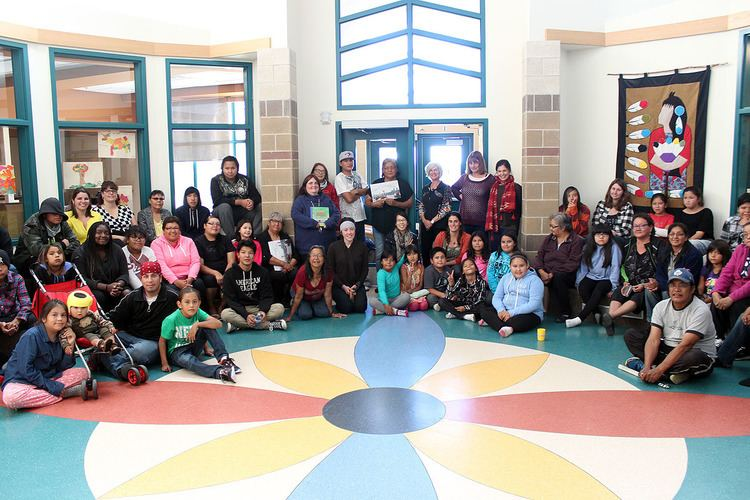Lac La Croix First Nation Focusing on Early Years Math in Northwestern Ontario The Robertson