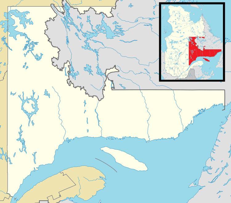Lac-Vacher, Quebec