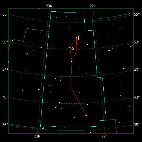 Lacerta The Stellar Guide Lacerta