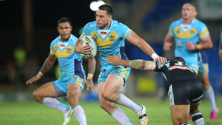 Lachlan Burr Bradford Bulls sign Lachlan Burr from Gold Coast Titans Rugby