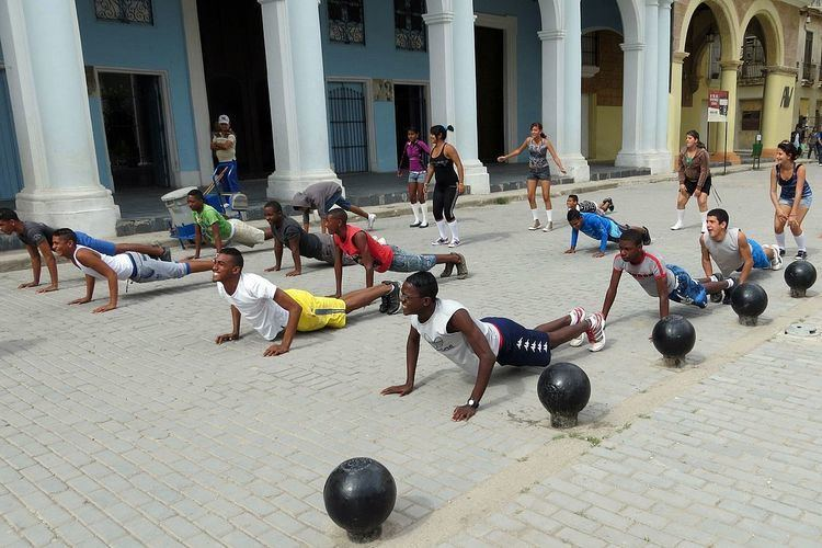 Lack of physical education