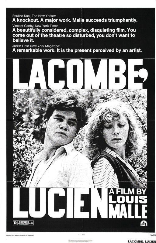 Lacombe, Lucien Lacombe Lucien 1974