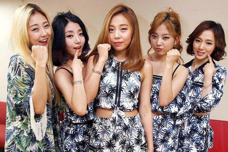 Ladies' Code KPop Group Ladies39 Code in Fatal Car Accident Members Rise amp EunB