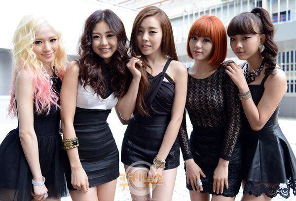 Ladies' Code Ladies39 Code members discharged from hospital SBS PopAsia