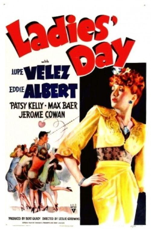 Ladies Day movie poster