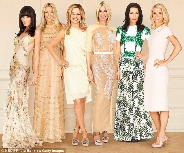 Ladies of London Ladies Of London39s Noelle Reno quits show as Caroline Fleming joins