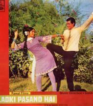 Ladki Pasand Hai movie poster