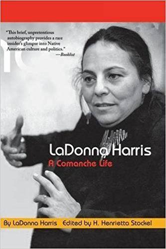 LaDonna Harris LaDonna Harris A Comanche Life American Indian Lives LaDonna