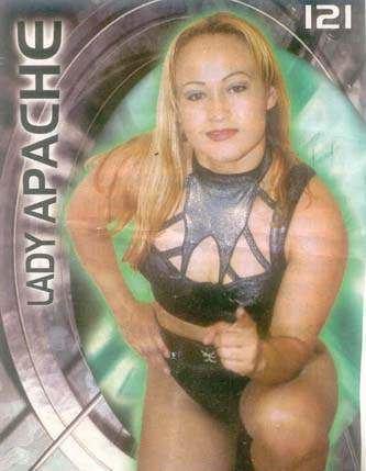 Lady Apache Lady Apache OWW