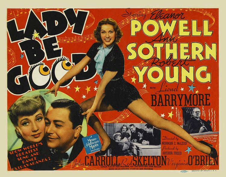 Lady Be Good (1941 film) Lady Be Good 1941