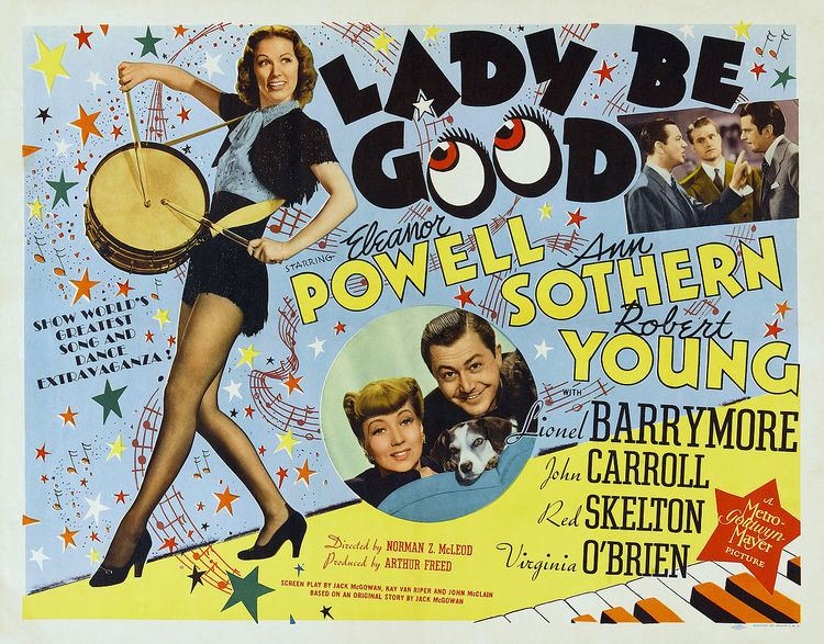 Lady Be Good (1941 film) Lady Be Good 1941 film Wikipedia