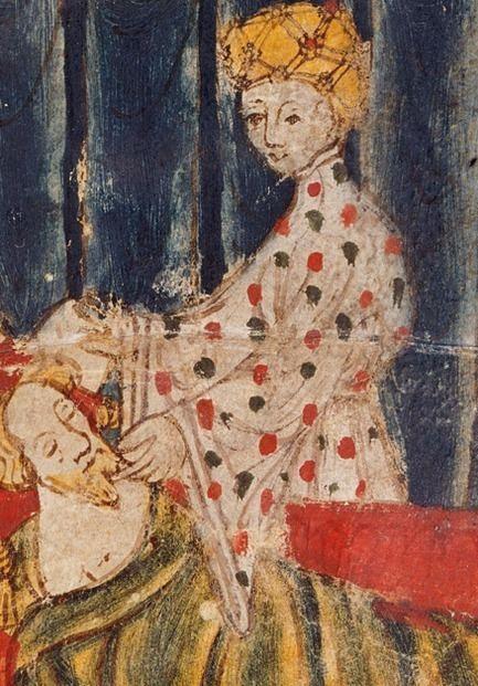 Lady Bertilak Teaching Sir Gawain and the Green Knight Pixels amp Pedagogy