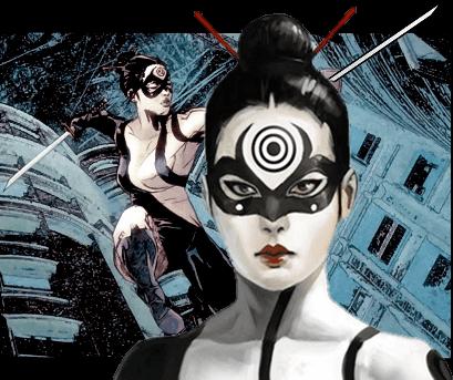 Lady Bullseye Lady Bullseye Marvel Universe Wiki The definitive online source