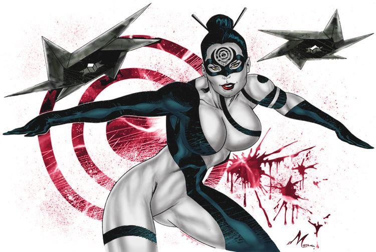 Lady Bullseye Commission Lady Bullseye 2 by eisu on DeviantArt