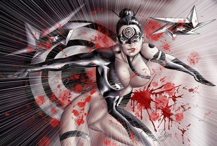 Lady Bullseye Lady Bullseye by DiegoDijjoLima on DeviantArt