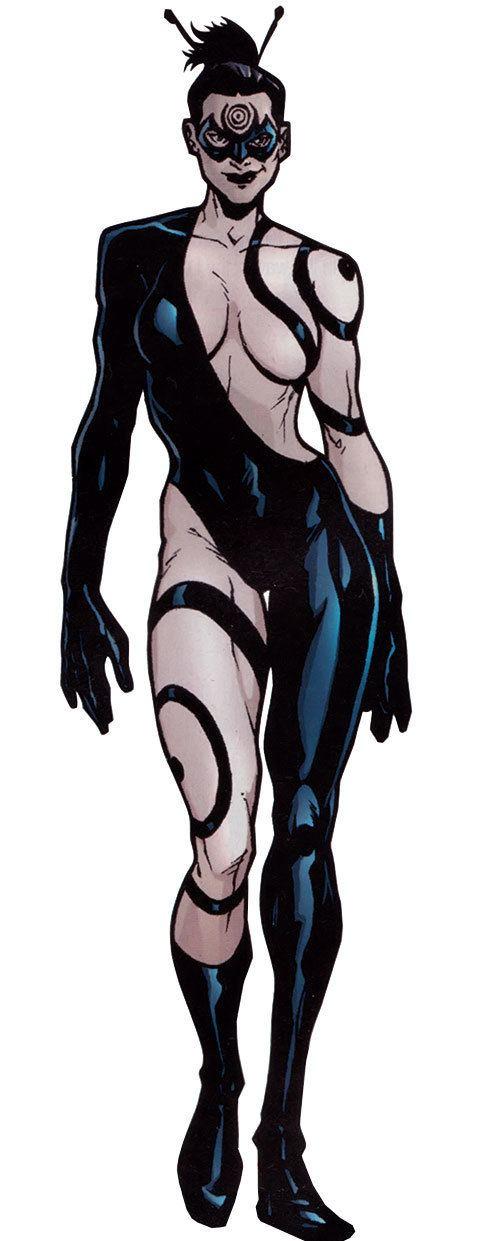 Lady Bullseye Lady Bullseye Marvel Comics Daredevil enemy Character profile
