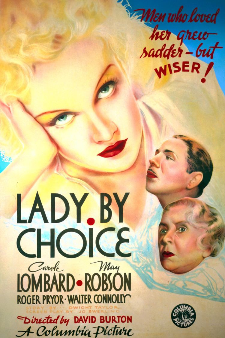 Lady by Choice wwwgstaticcomtvthumbmovieposters48367p48367