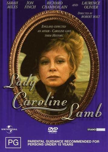 Lady Caroline Lamb (film) Lady Caroline Lamb 1972