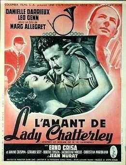 Lady Chatterley's Lover (1955 film) Lady Chatterleys Lover 1955 film Wikipedia