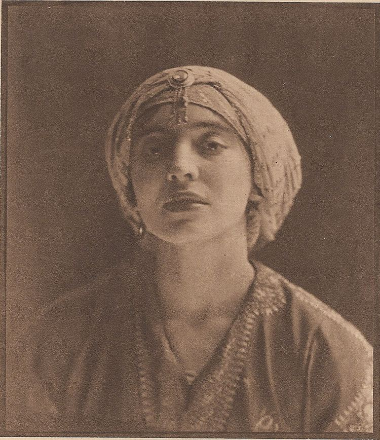 Lady Eve Balfour Eve Balfour by Angus basil brown c1916 enwikipediaorgw Flickr
