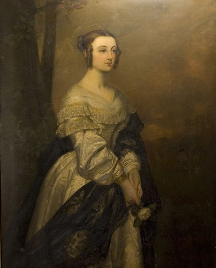 Lady Flora Hastings Lady Flora Hastings Wikipedia the free encyclopedia