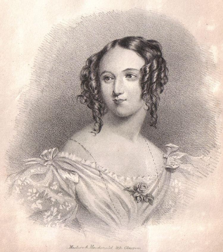 Lady Flora Hastings FileLady Flora Hastings portrait from her memoirjpg