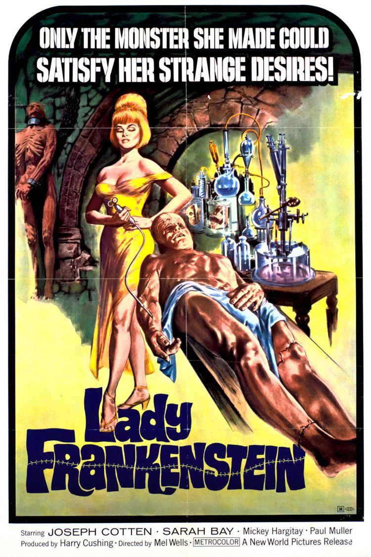 Lady Frankenstein wwwgstaticcomtvthumbmovieposters4786p4786p