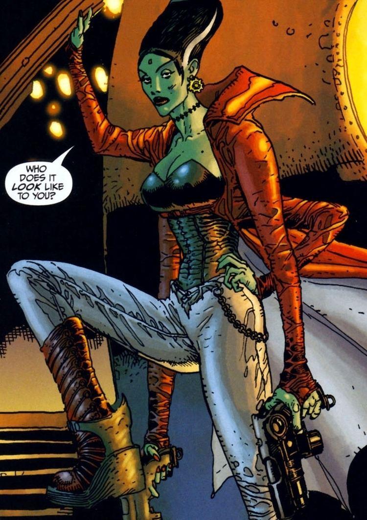 Lady Frankenstein Lady Frankenstein Character Comic Vine