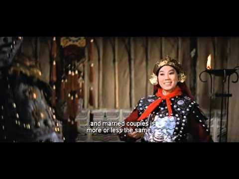 Lady General Hua Mu-lan Lady General Hua Mulan Part 67 YouTube