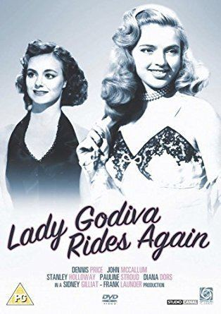 Lady Godiva Rides Again Lady Godiva Rides Again DVD Amazoncouk Dennis Price John