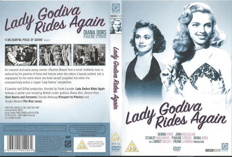 Lady Godiva Rides Again LEGENDARY DAME DVD FLASHBACK LADY GODIVA RIDES AGAIN OPTIMUM