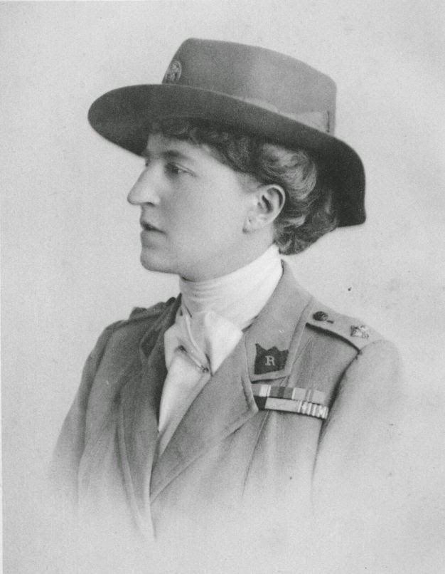 Lady Helena Gleichen Women Heroes of World War I Lady Helena Gleichen British